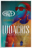 Ludacris Performs Live @ HAZE Nightclub