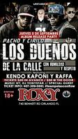 Pacho y Cirilo @RoxyNightclub Thurs.Sep5th
