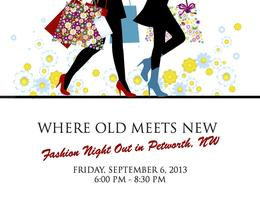 Fashion Night Out in Petworth, NW - Where Old Meets New