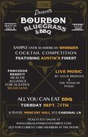 USBG Austin 4th Annual 'Bourbon, Bluegrass and BBQ'