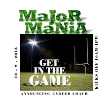 MaJoR MaNiA for Success Coaches!  Get In the Game!