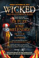 Wicked Pre-Halloween Bash