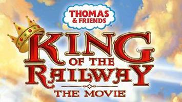 "Thomas ""King of the Railway"" Movie Premiere, Special..."
