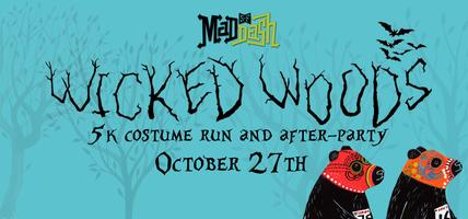SF Mad Dash Wicked Woods - 2nd Annual 5k Costume Run &...