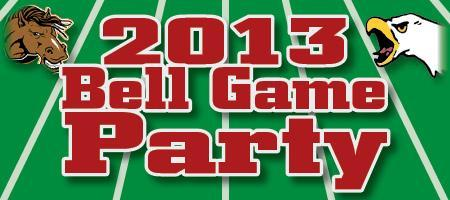 9th Annual BELL GAME PARTY