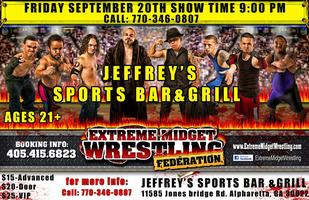2nd Annual Extreme Midget Wrestling!