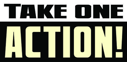 Take One Action CHANGEMAKERS WEEKEND: How To Change...