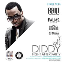 Diddy [Mayweather/Canelo] Fight After Party @ Palms...