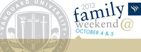 Family Weekend 2013