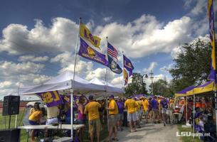 SSS TAILGATE PARTY