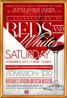A Celebration of Reds & Whites ... annual wine tasting...