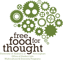 Free Food For Thought - Fall 2013 |       5. Involve...
