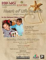 OCTOBER 19 HEART OF LIFE ~ HERMOSA BEACH, CA