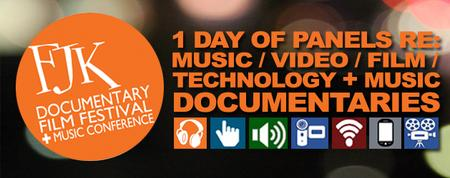 FJK Documentary Film Festival & Music Conference