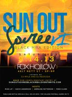 Sun Out Soiree VI: National Black MBA Edition