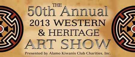 50th Annual Western & Heritage Art Show