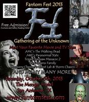 Fantom Fest - Past Life Regressions with Bettina...