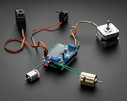 Making Things Move With Arduino