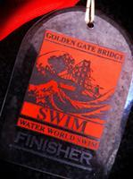 GOLDEN GATE BRIDGE SWIM - 8th Annual 3K swim