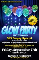 Let's Celebrate at the GLOW Party Dance Extravaganza!!