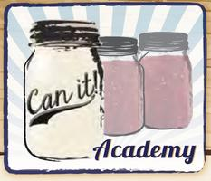 Can It! Academy: Passport to Preserving