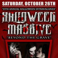 "Halloween Massive ""Beyond The Grave"" - The Westin..."
