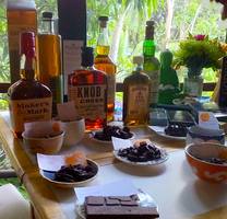Whiskey and Chocolate Pairing - October