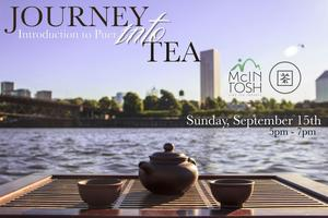 Journey Into Tea