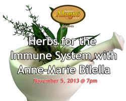 Herbs for the Immune System