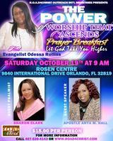 Worship That Ascends Annual Prayer Breakfast