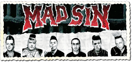 MAD SIN + GUESTS LIVE @ BLOCK33