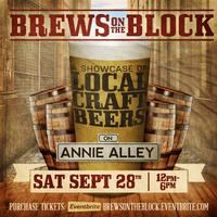 Brews On The Block - A Craft Beer Showcase