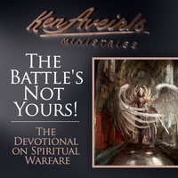 The Battle's Not Yours: Devotional on Spiritual...
