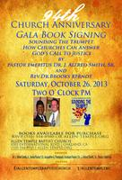 Sounding The Trumpet Book Signing Gala