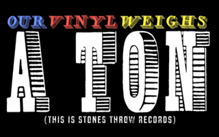 Fall Film Series :: OUR VINYL WEIGHS A TON (THIS IS...