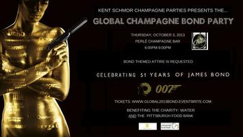 Global Champagne Bond Party: Champagne/Wine Tasting...