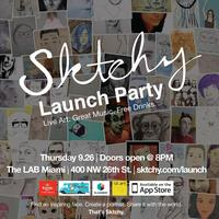Sktchy Launch Party