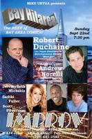 Your Sunday..just got a whole lot  funnier!  FREE TIX!
