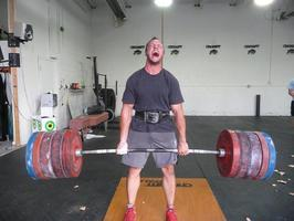 Strongman for Hospice at CrossFit Buffalo