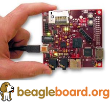 BeagleBoard at Alpha One Labs