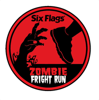 Zombie Fright Run - Six Flags Great Adventure