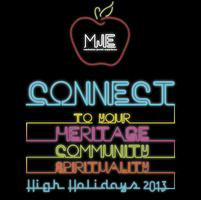 MJE Downtown High Holidays 2013
