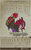 "A ""Dixie Chicken Thanksgivin' w/ Little Feat's Paul..."