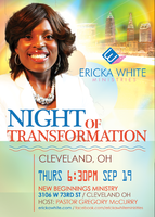 A Night of Transformation | Cleveland, OH
