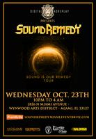 Sound Is Our Remedy Tour