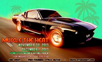 MUSCLE THE HEAT AUTOX