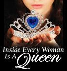 """Inside Every Woman Is a Queen"" presented by the Four..."