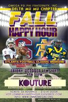 The 2013 Fall Happy Hour ( The Atlanta Classic Edition)
