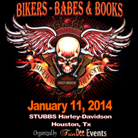 BIKERS-BABES & BOOKS