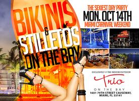 BIKINI's & STILLETOS DAY PARTY